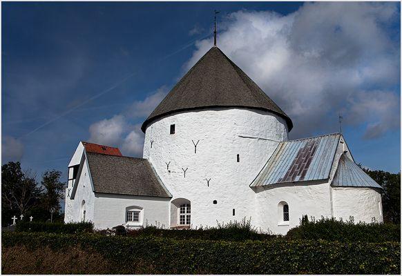 Eine der 4 Rundkirchen