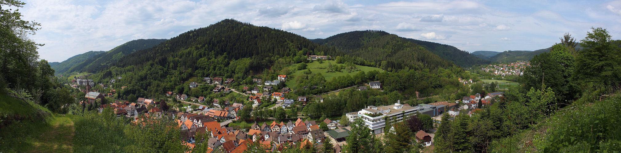 """........ """" Eine der Perlen im Schwarzwald..... Schiltach.......""""!"""