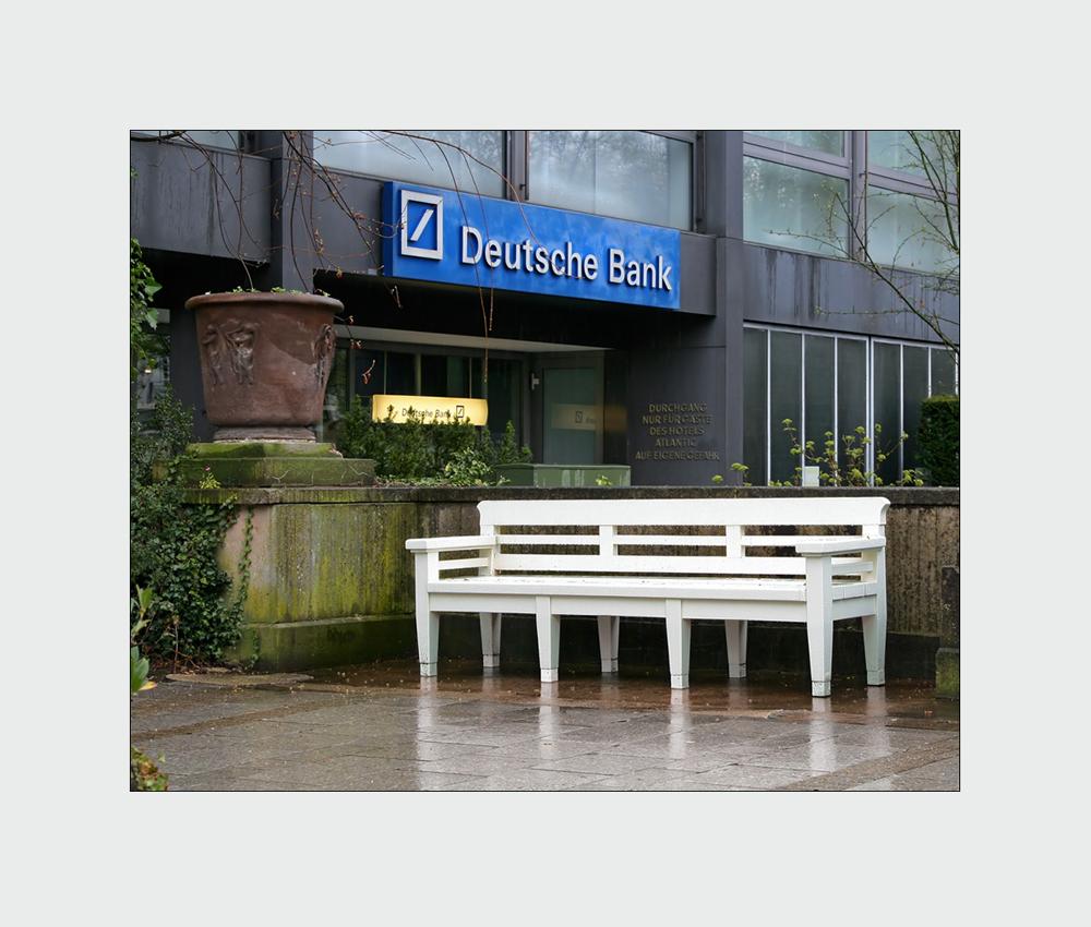 eine deutsche Bank