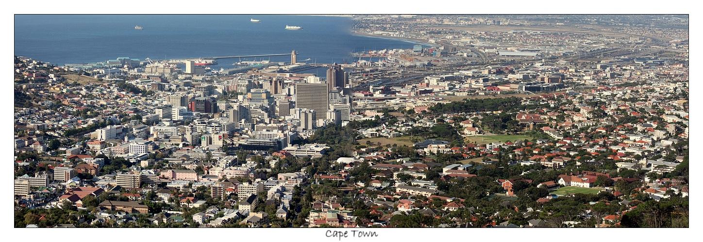 ...eine dynamische Stadt