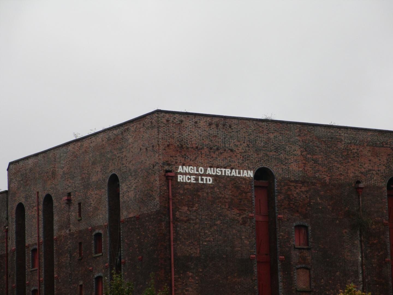 eine Ecke in Liverpool