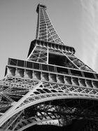 Eine farblose Erinnerung an Paris