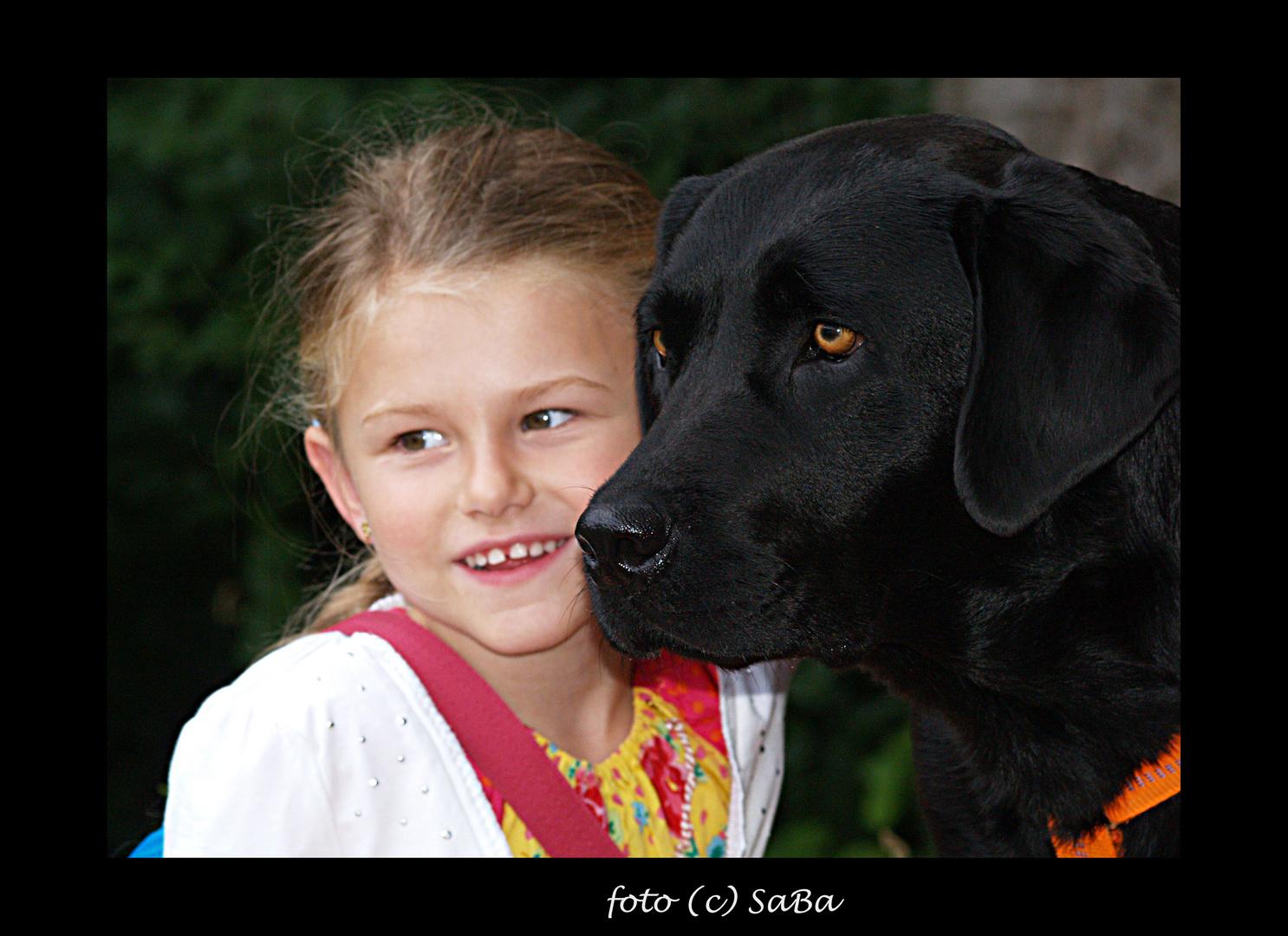 Eine Freundschaft ein Hundeleben lang.......