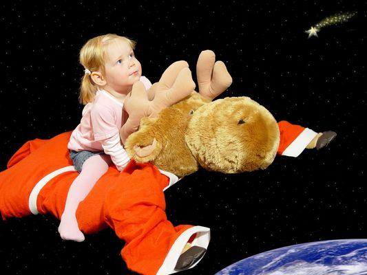 Eine frohe Weihnachtszeit und ....