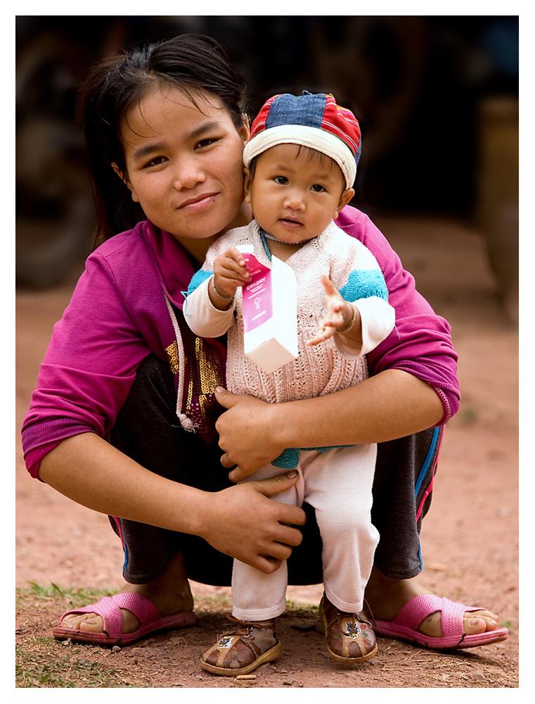 Eine glückliche Mutter ist für die Kinder lehrreicher als hundert Lehrbücher über Erziehung  !