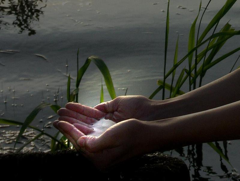 Eine Hand voll Himmel