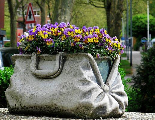 Eine Handtasche voll Frühling