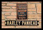 eine Harley muss es sein