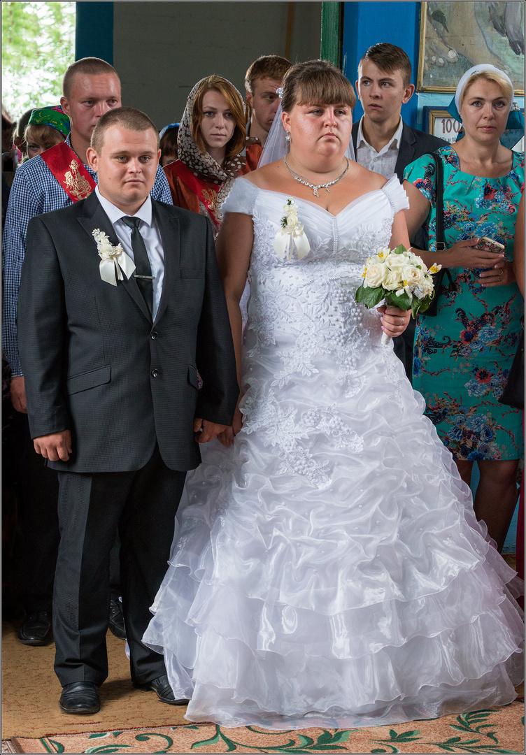 Eine Hochzeit im Dorf