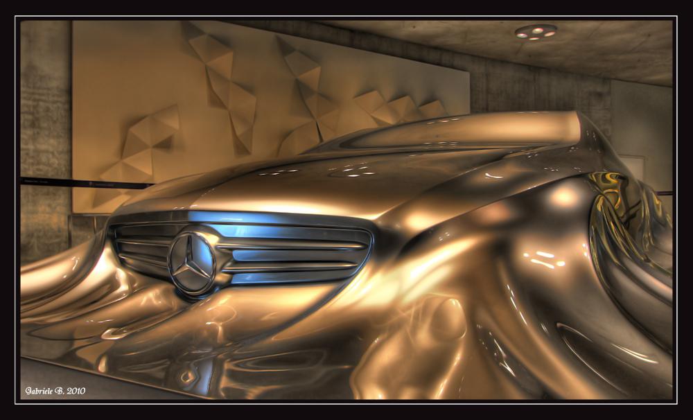 eine Idee von Auto......