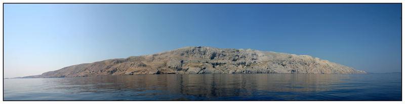 Eine Insel...