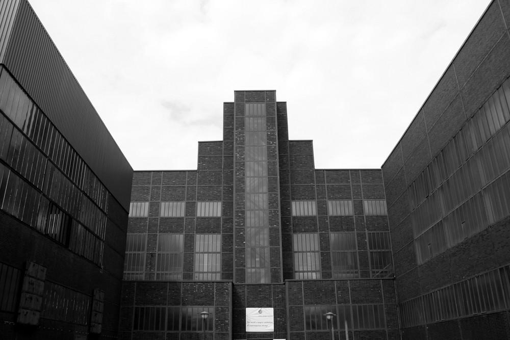 Eine Kathedrale der Technik…..