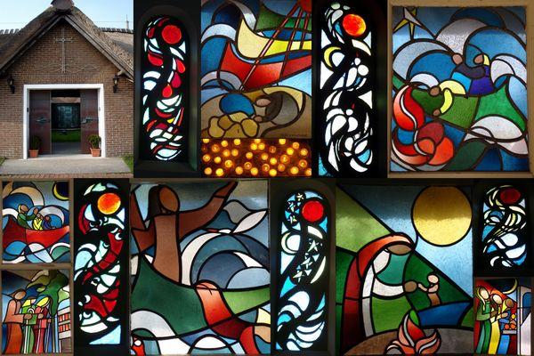 Eine Kirche auf Baltrum