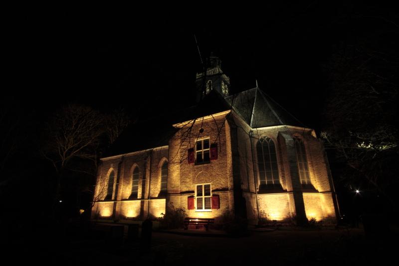 eine kirche im egmond