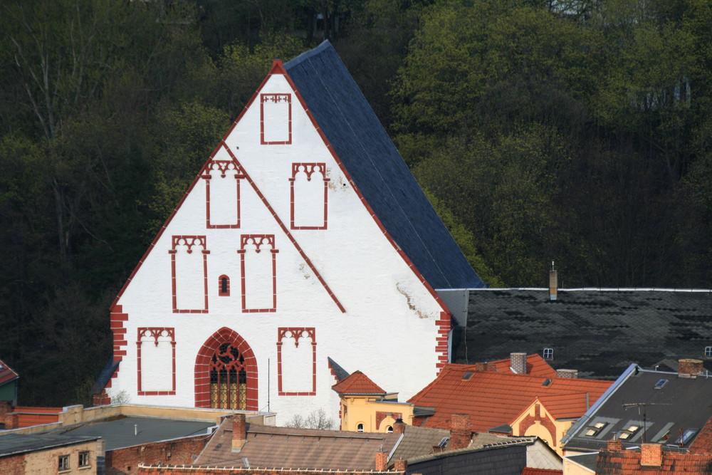 Eine Kirche ohne Geläut