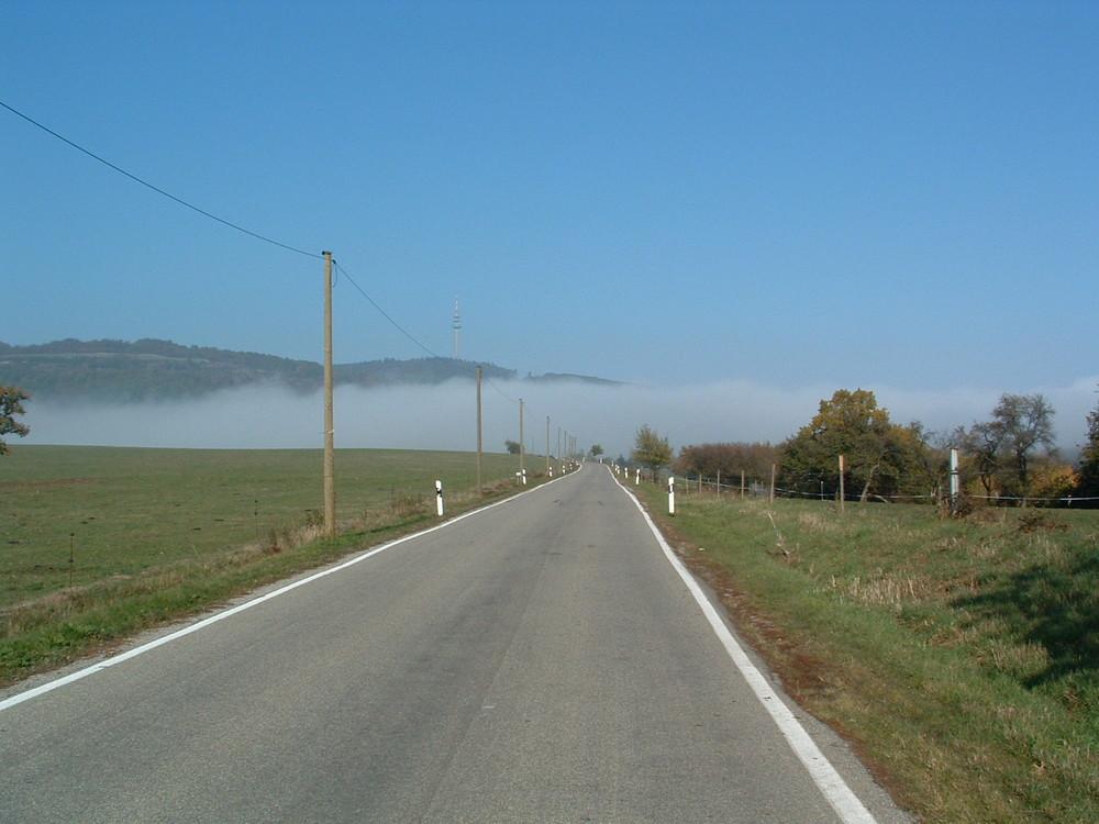 Eine klare Straße