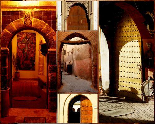 eine kleine Auswahl aus Marrakesch