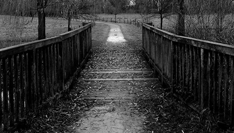 Eine kleine Brücke