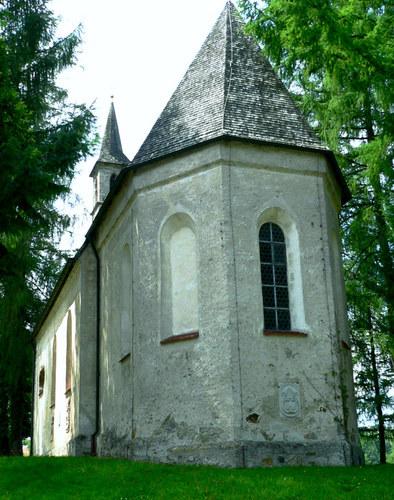 Eine kleine Kirche..............
