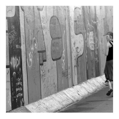 Eine kleine Serie zum Mauerfall -Teil 1