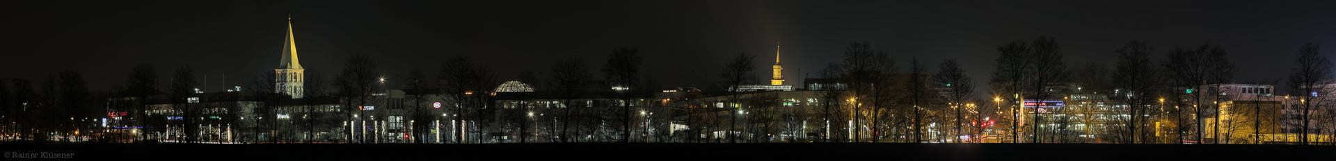 eine kleine skyline