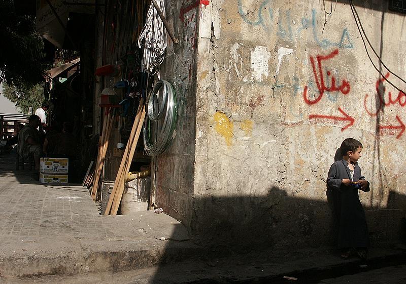 Eine kleine Städtereise durch Syrien.....(7)