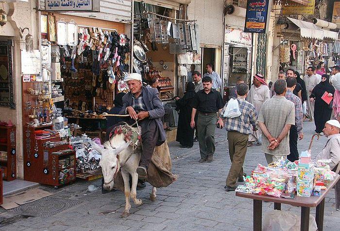 Eine kleine Städtereise durch Syrien.....(8)
