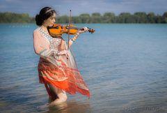 ...eine kleine Wassermusik...