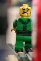 eine Legofigur mal anders