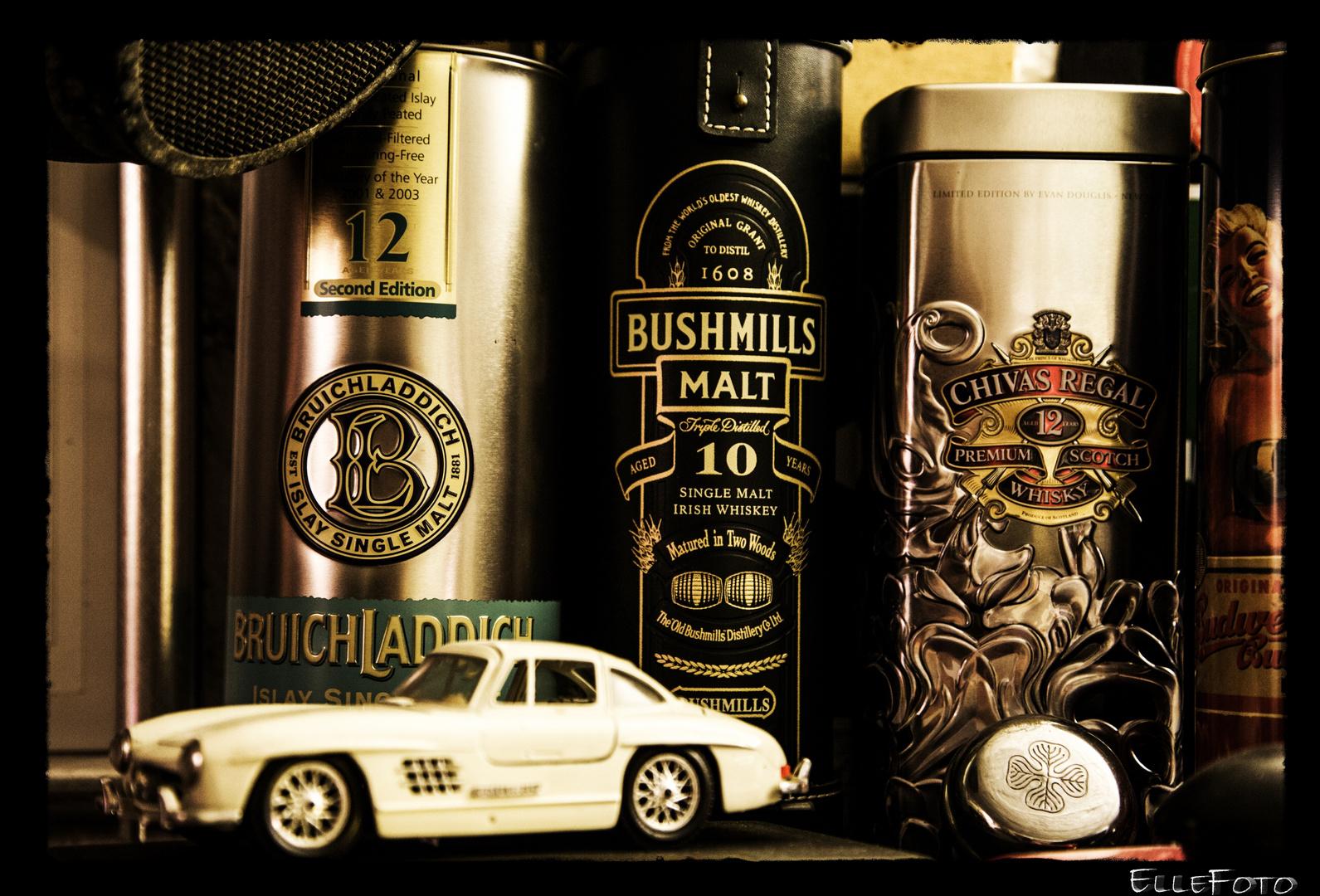 Eine Leidenschaft für Whisky