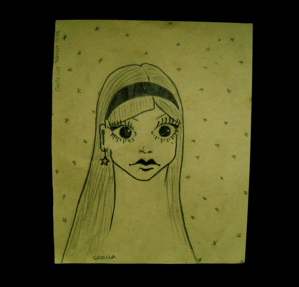eine meiner zeichnungen