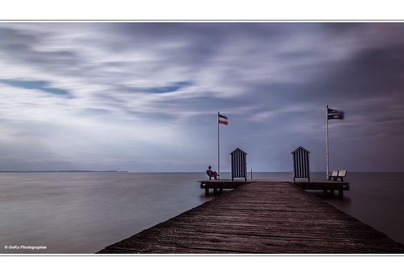 eine Minute Ostsee