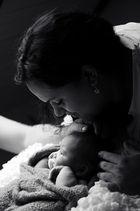 Eine Mutter...