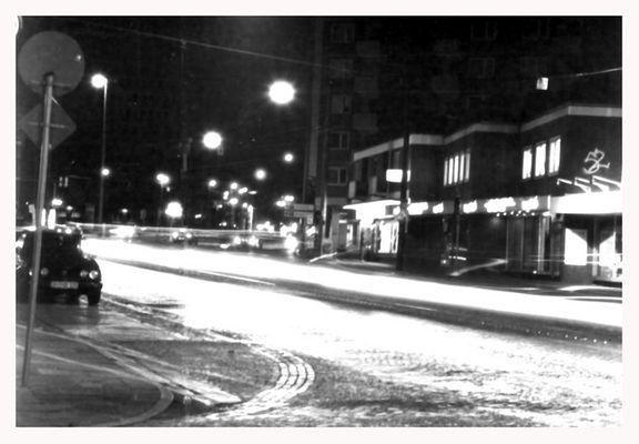 Eine Nacht in Bremen