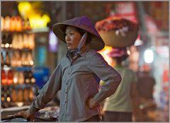 Eine Nacht in Hanoi