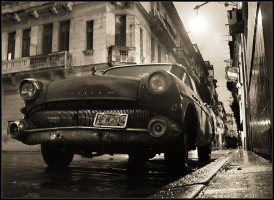 Eine Nacht in La Habana