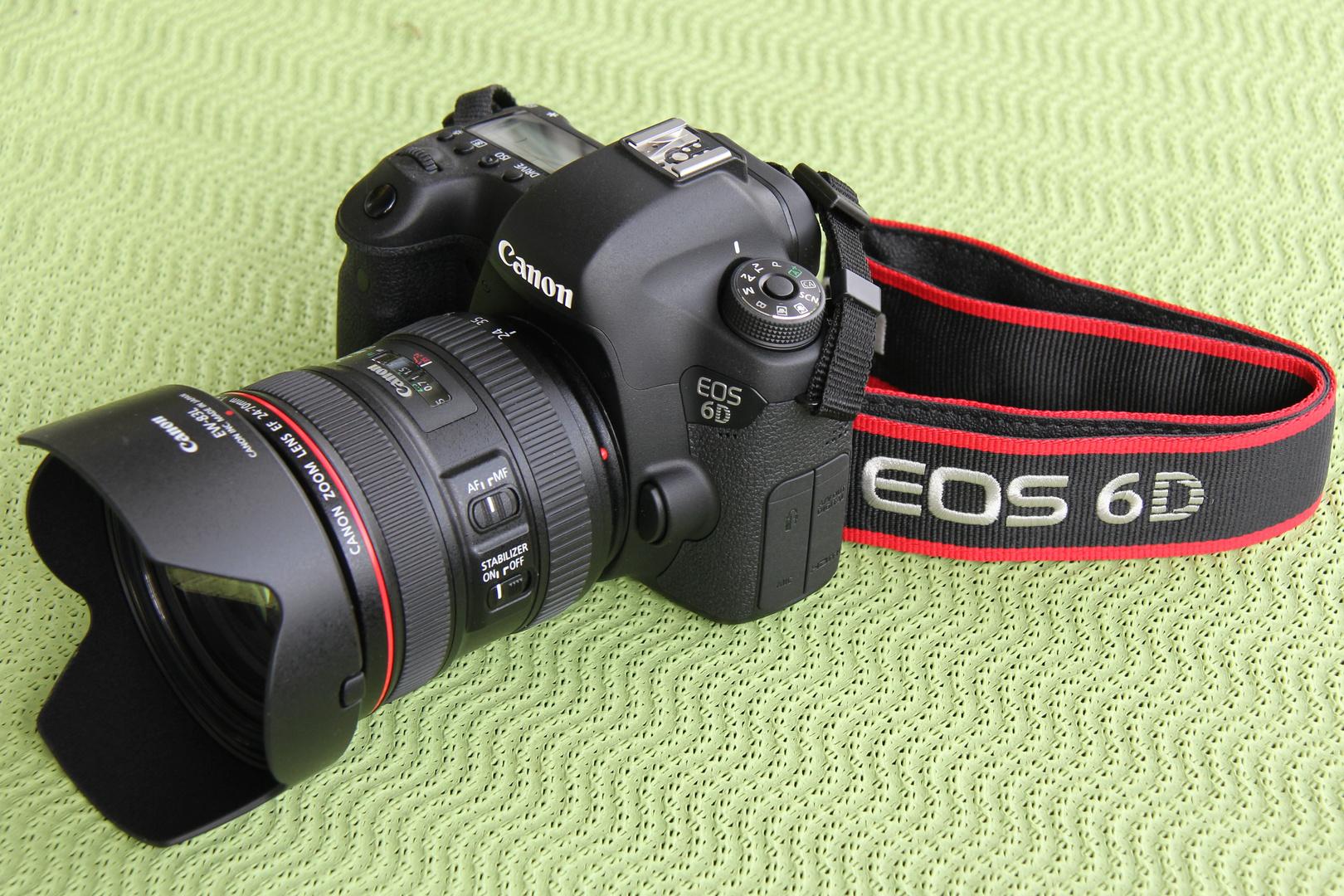 Eine neue Kamera