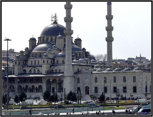 Eine neue Moschee