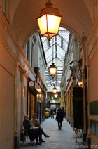 Eine Passage in Paris