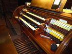Eine pneumatische Orgel