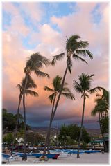 Eine Postkarte aus Kailua - Kona