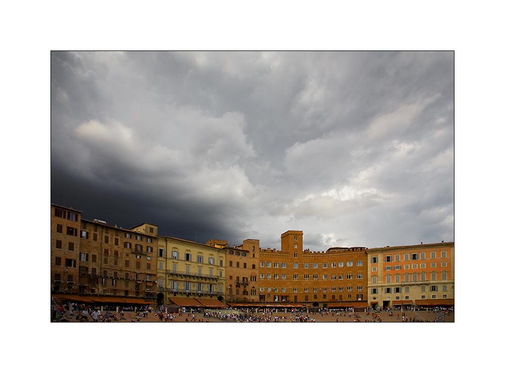 Eine Reise in die Toskana - Siena #1