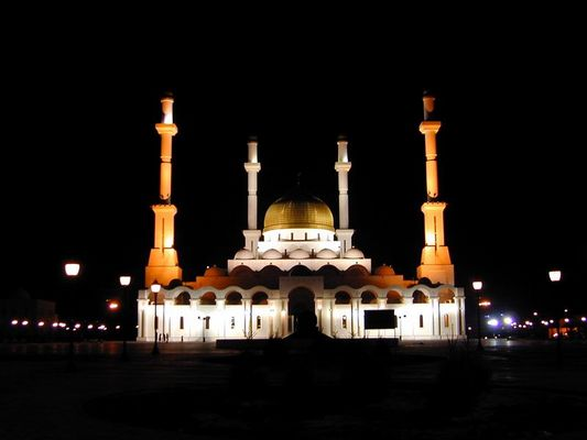 Eine Reise nach Kazakhstan 2
