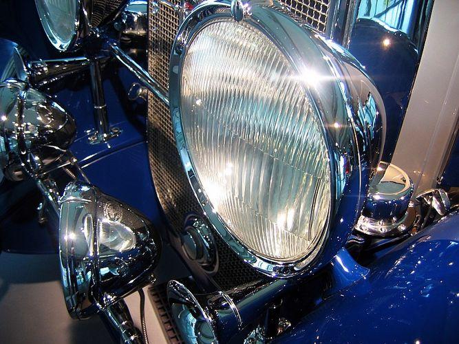 Eine schöne Lampe