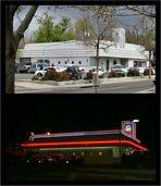 Eine Schönheit bei Nacht @ Route 66