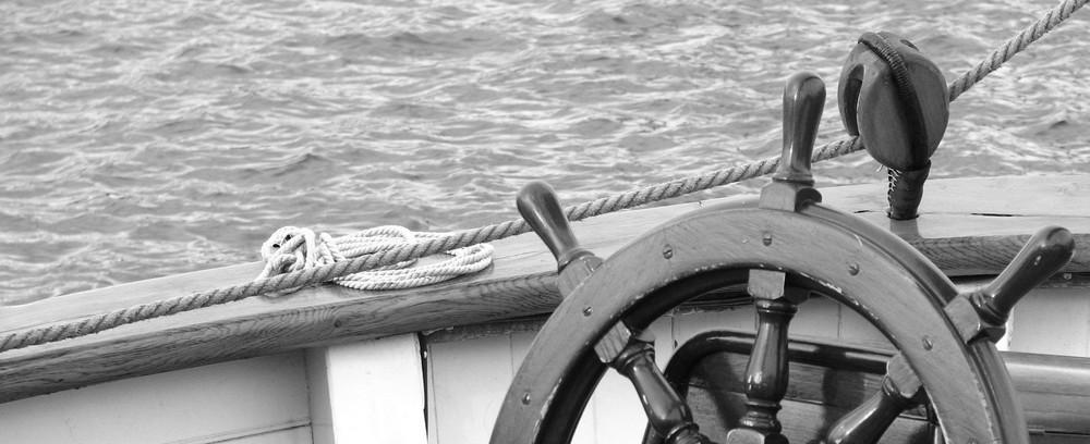 Eine Seefahrt...