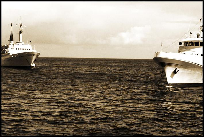 eine Seefahrt, die ist lustig... (III)