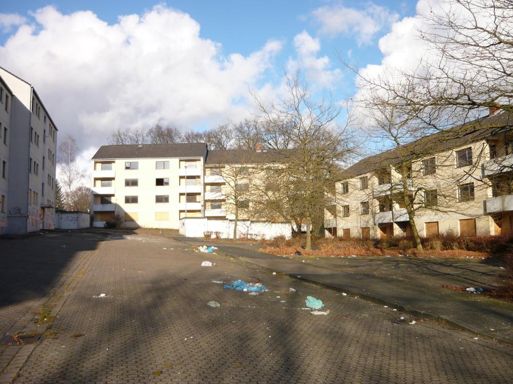 Eine Straße stirbt aus! Bild 3