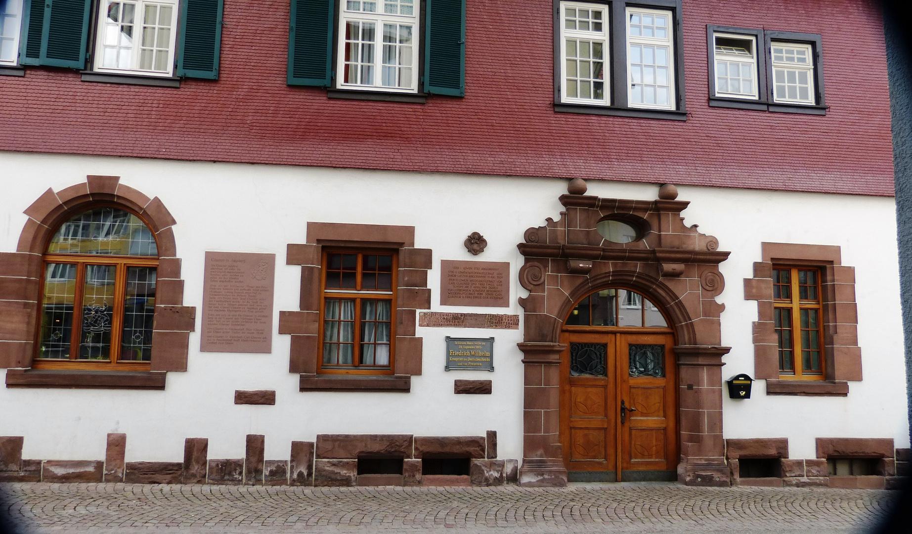 eine Stunde - eine Runde Alpirsbach 15