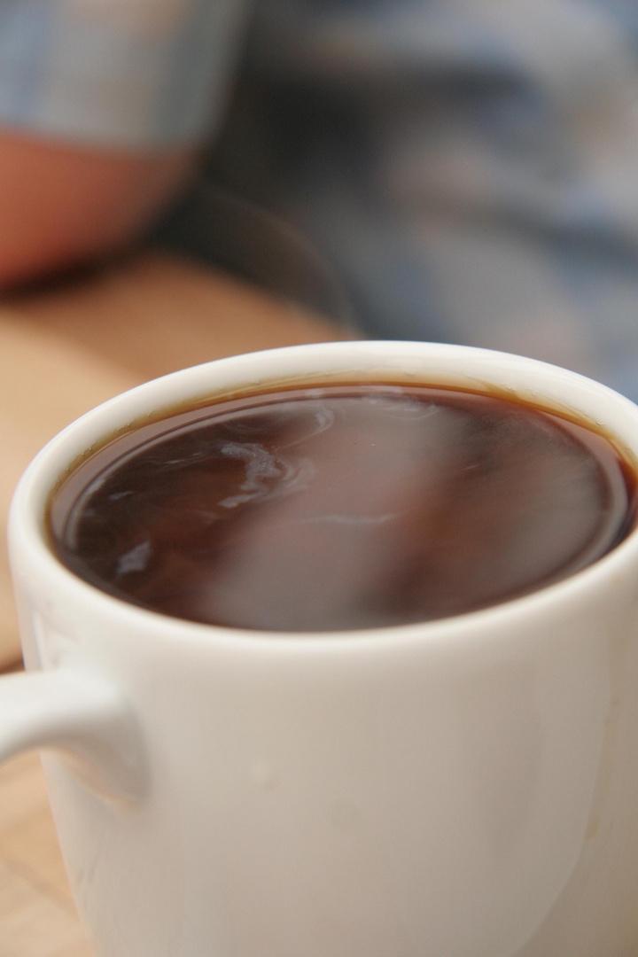 Eine Tasse Kaffee?